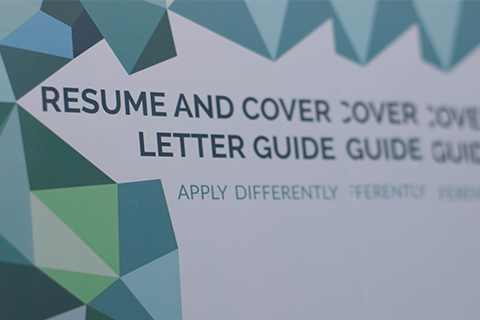 Sample of the Resume and Cover Letter Guide